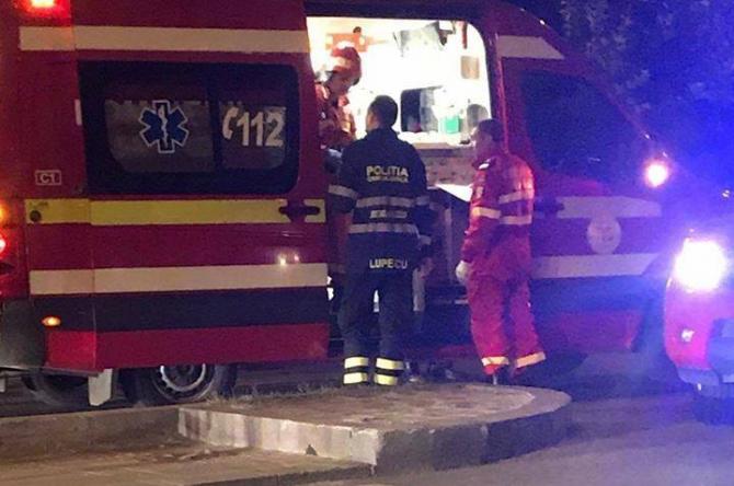 Accident Dn1A Maneciu