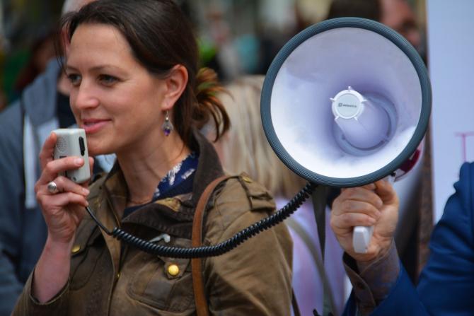 Protest - imagine simbol