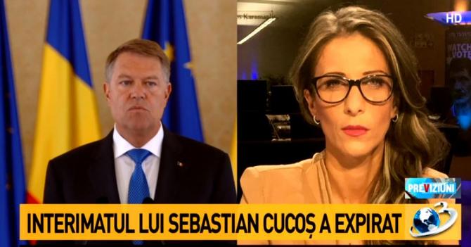 Interimatul lui Sebastin Cucoș la Jandarmeria Română a expirat