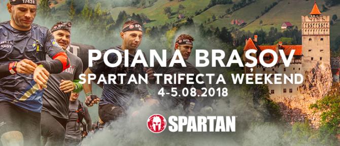 Spartan Race, Poiana Brașov, 2018