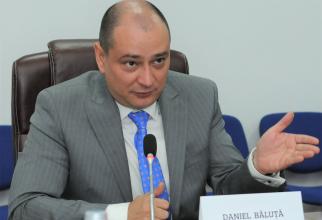 Daniel Băluță. primarul Sectorului 4