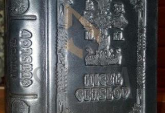 Ceaslov din 1835 - premiat la Salonul Național de Restaurare de la Craiova