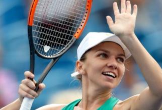 Simona Halep, în ultimele patru. Câștigă TOPUL WTA pentru cea mai frumoasă lovitură?