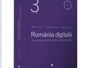 Club România lansează România Digitală - al treilea volum al Seriei Caiete Documentare