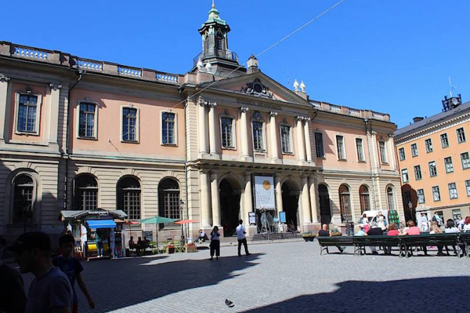 Academia suedeză