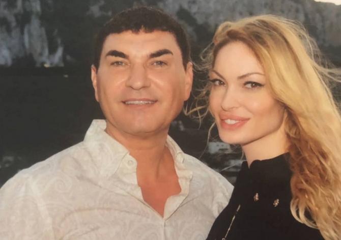 Cristi Borcea si Valentina Pelinel