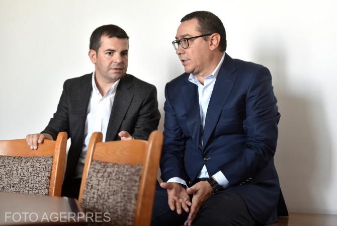 Constantin și Ponta