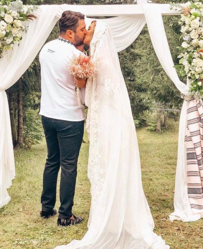 Nuntă Diana Dumitrescu