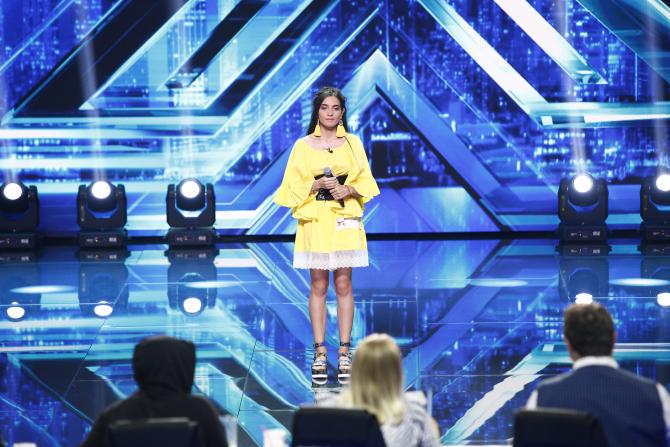 Diana X Factor