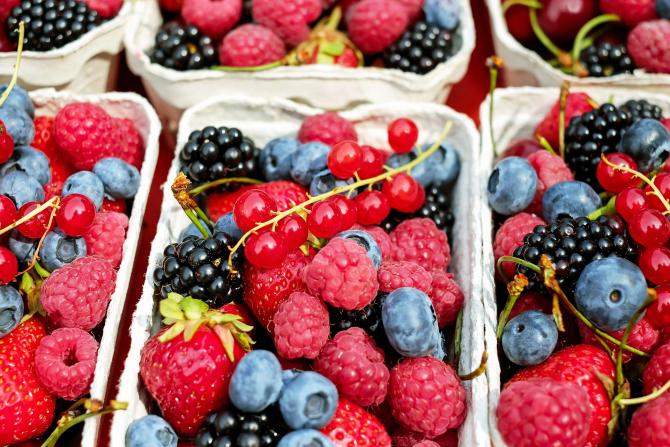 Tehnologia CRISPR pentru noi fructe de pădure