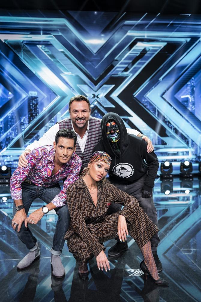 X Factor, Carla s Dreams