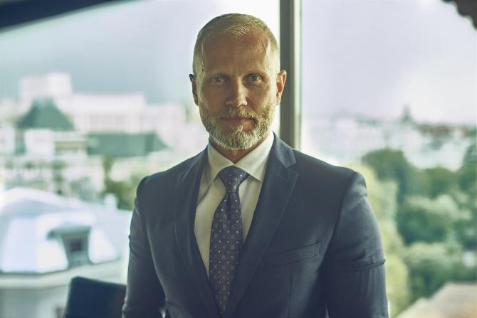 Kent Orrgren, CEO World Class România