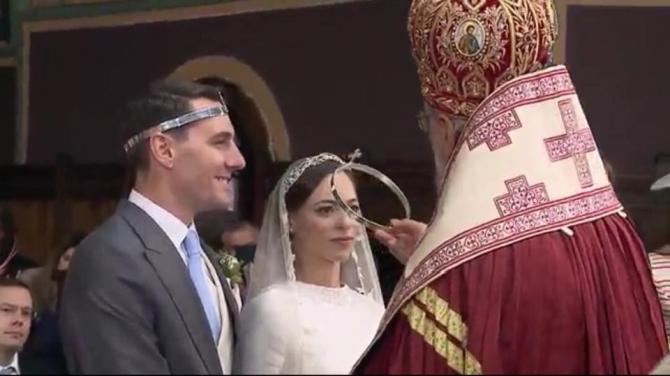 Nuntă Nicolae Calinic Mesaj Despre Referendum în Timpul Slujbei