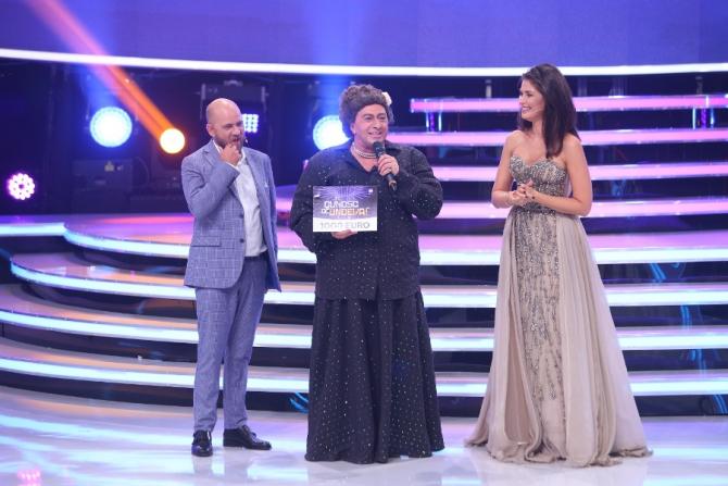Romică Țociu, câștigătorul primei ediții