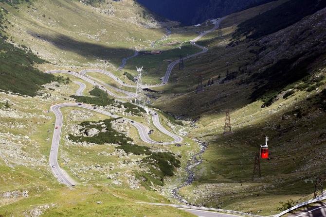 Drum Transfagarasan