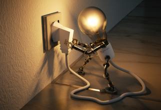 Buzău: 15.000 de gospodării, fără curent electric