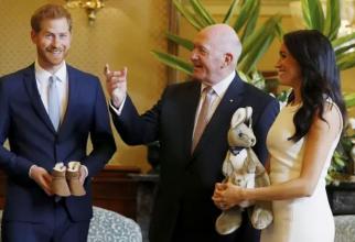 Cuplul Harry-Meghan, primele cadouri pentru bebeluşul lor