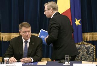 Klaus Iohannis_Augustin Lazăr