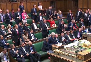 Acord Brexit. Theresa May, planuri mari în parlament