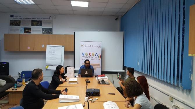 Conferinta Asociația Țara Tinerilor Uniți
