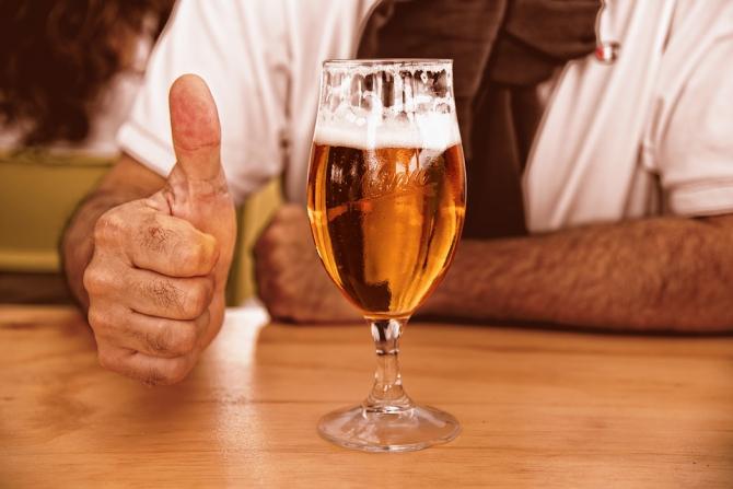 Dieta cu bere