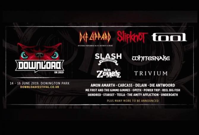 Festivalul Download 2019, Marea Britanie. Def Leppard - Hysteria, live integral