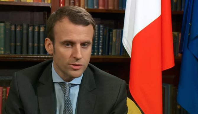 Emmanuel-Macron-Președintele-Franței