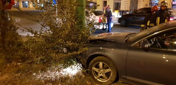 Dan Cozma, fiul lui Miron Cozma, accident. foto: opiniatimisoarei.ro