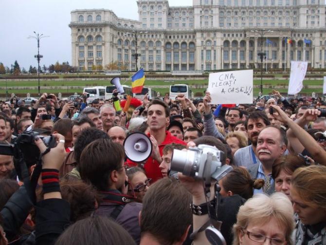 Mircea Badea. Foto: Bogdan Cotigă