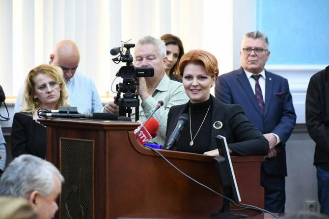 Legea pensiilor - Olguta Vasilescu
