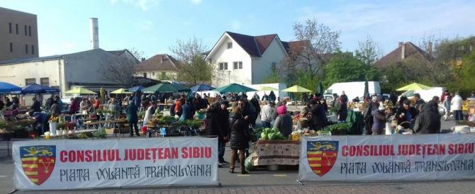 Piața Volantă Transilvania