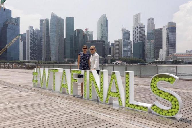 Finala Singapore Turneul Campioanelor 2018