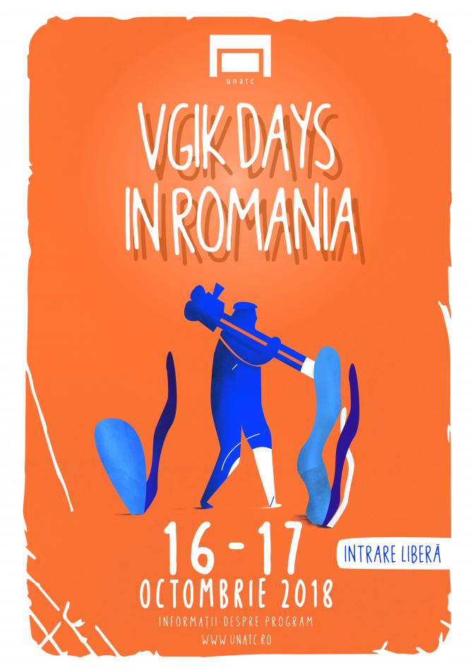 VGIK Days, la UNATC