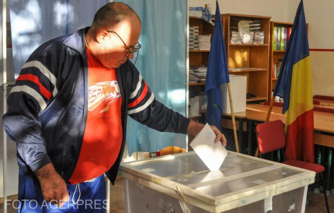 BEC prezență vot REFERENDUM