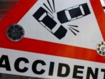 Șofer sub influența alcoolului, grav accident rutier