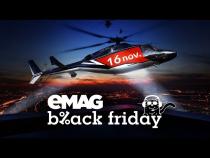 Black Friday. eMAG, 77 produse comandate pe secundă în prima oră de...