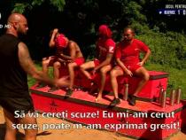 EXATLON. Giani Kiriță, după ieșirea nervoasă a Mădălinei: Regret că...