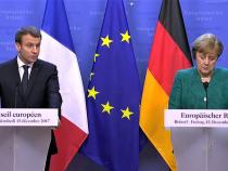 Haos mondial sau relansare a Europei. Macron, cerere către Germania