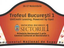 Campionat Naţional de Super Rally, pe Bd Kiseleff din București
