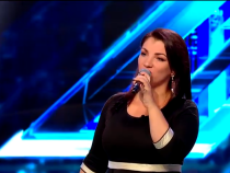 X Factor Bootcamp. Raisa Bordea sparge gheața. Delia: Vrei să iei...