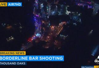 Atac armat California. Momente dramatice - VIDEO + update