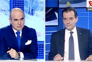 Rareș Bogdan - Ludovic Orban