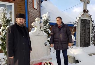 Șerban Nicolae în Bucovina