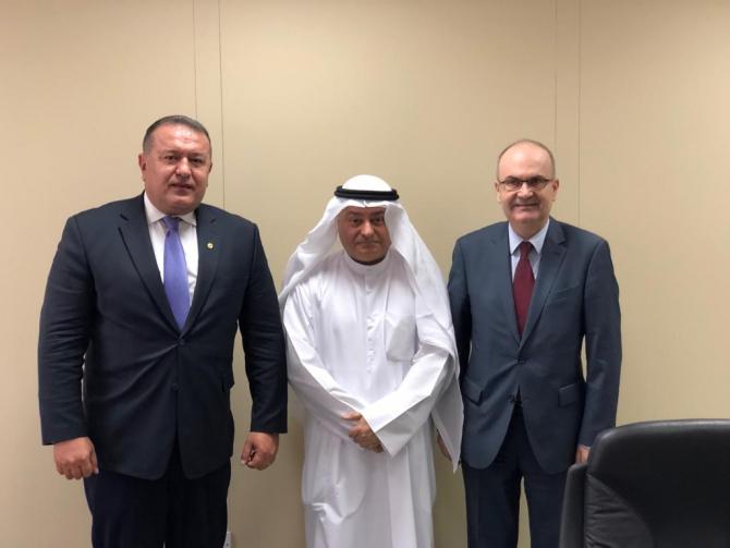 Mihai Daraban la Forumul de afaceri multisectorial Kuwait – România