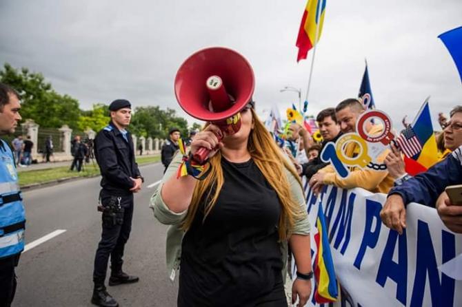 (foto ilustrativ protest) Angi Serban