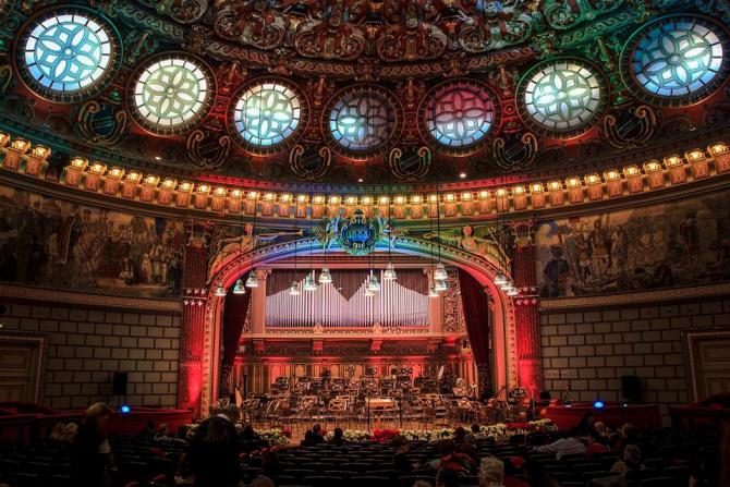 Concert de gală la Ateneu. Muzicieni români de valoare, sonorități încântătoare