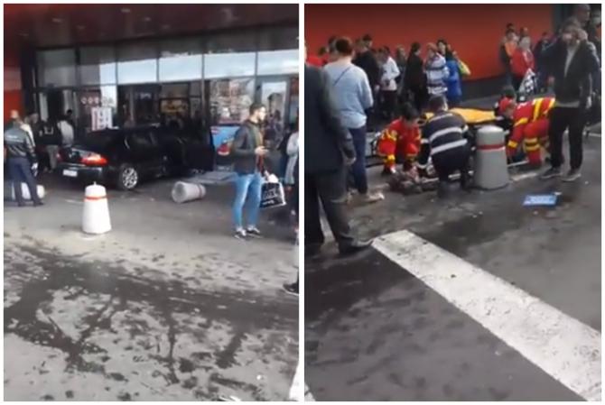 Atac mall Brăila