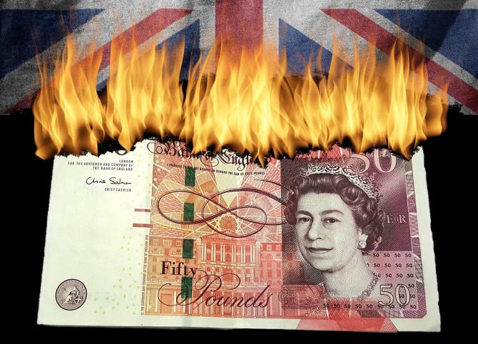 Câți bani pierde Marea Britanie prin acordul privind Brexit