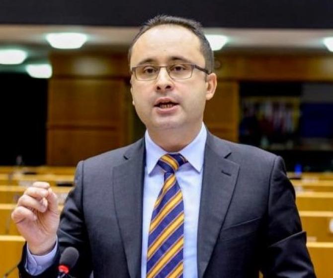 Cristian Busoi, europarlamentar PNL