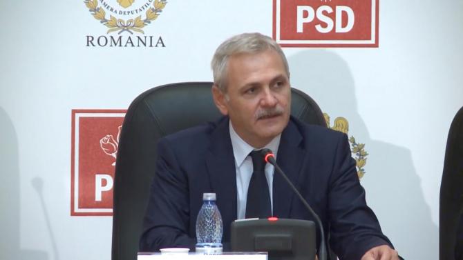 Liviu Dragnea - președintele PSD